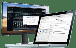Dante Virtual Soundcard y Dante Via